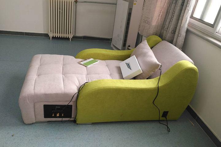 北京平湖区金海湖医院心理咨询室布置图片